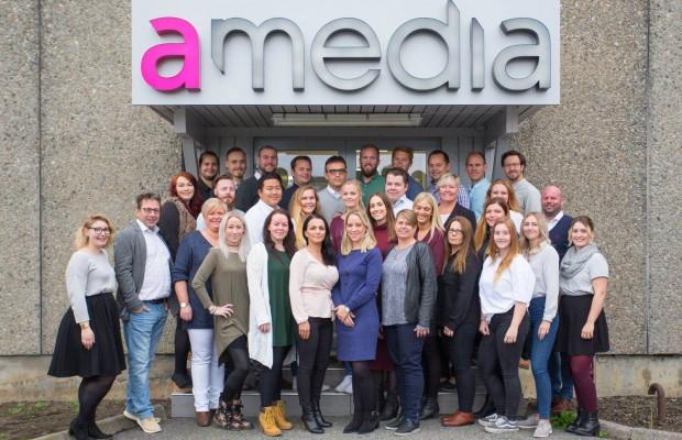 Ny rekord for Amedia SMB