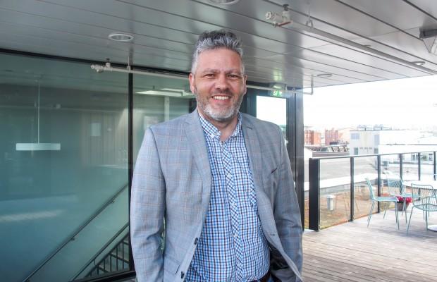 Danny J. Pellicer klar som sjef for Amedias innholdsmarkedsføring